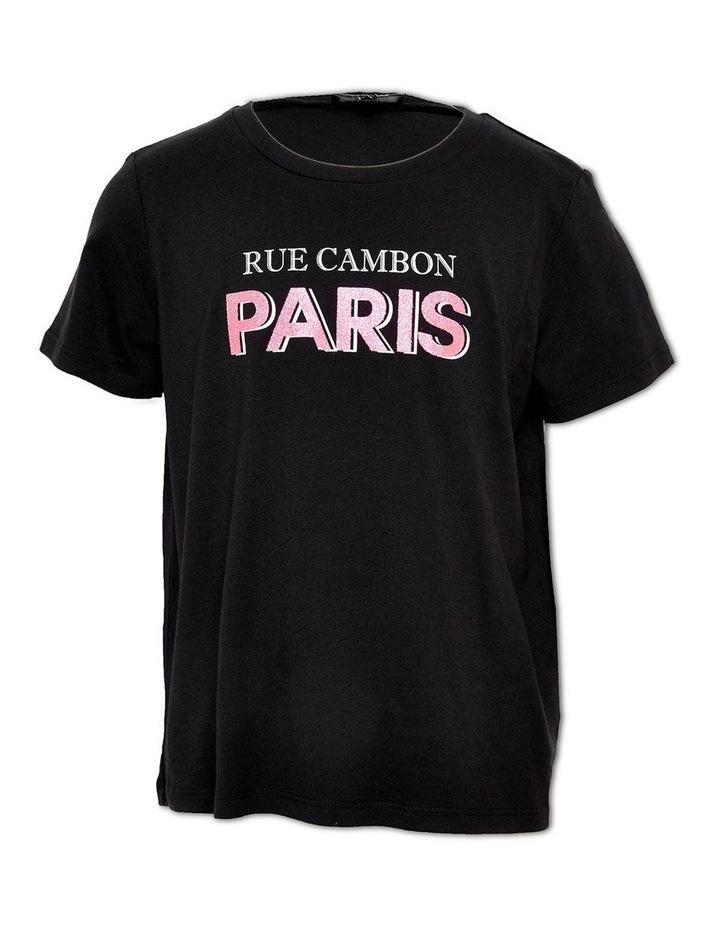 Rue Cambon Tee (3-7 years) image 1