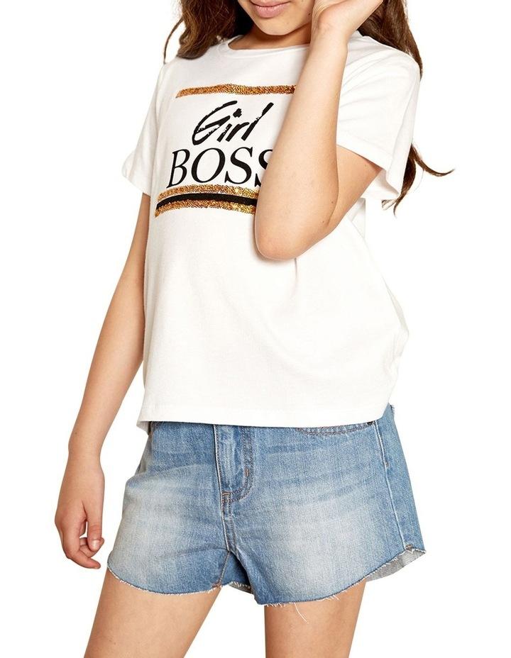 Girl Boss Tee 8-16 image 3