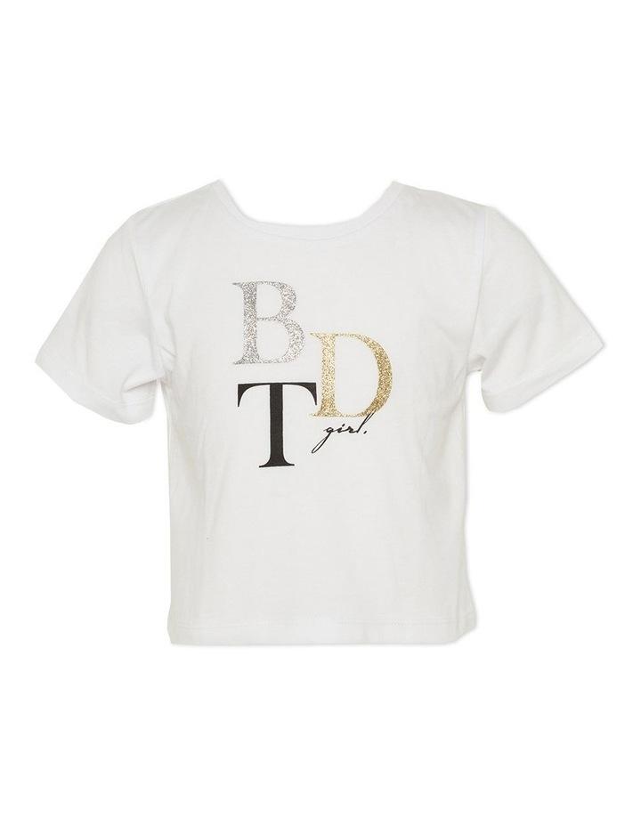 BDT Crop Tee 3-7 image 1