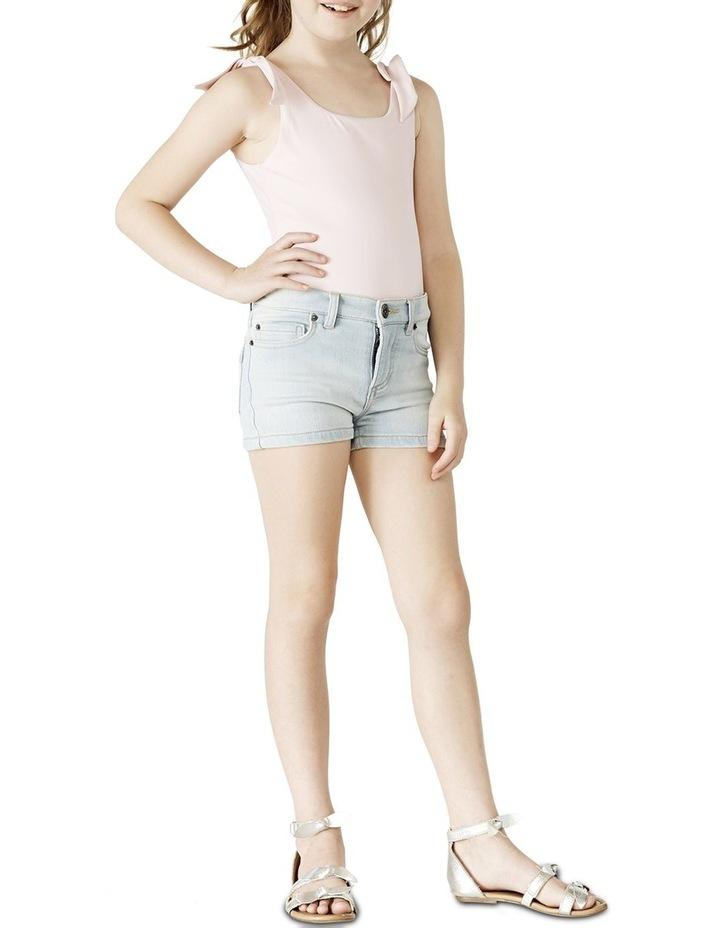 Leila Bow Bodysuit 3-7 image 3