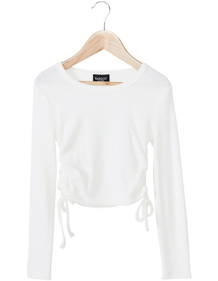 Eloise Rouched Tee image 4