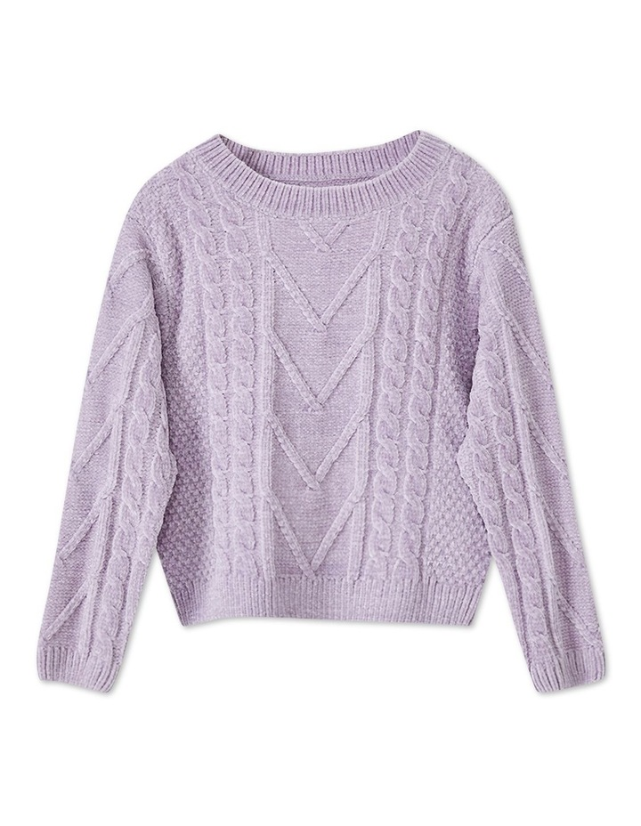 Stella Cable Knit Sweater image 1