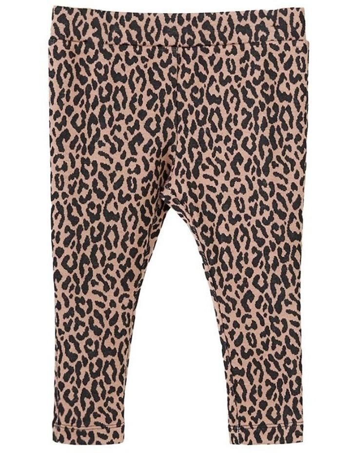 Leopard Print Legging image 1