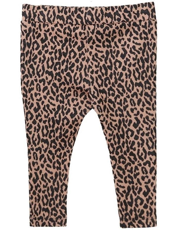 Leopard Print Legging image 2