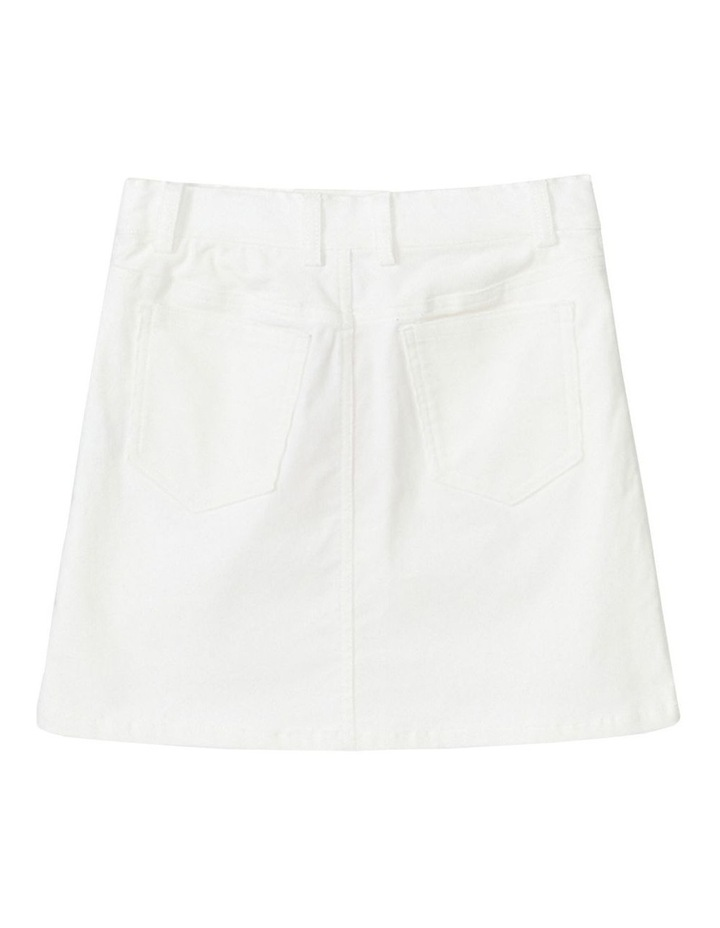 Estelle Cord Mini Skirt image 2