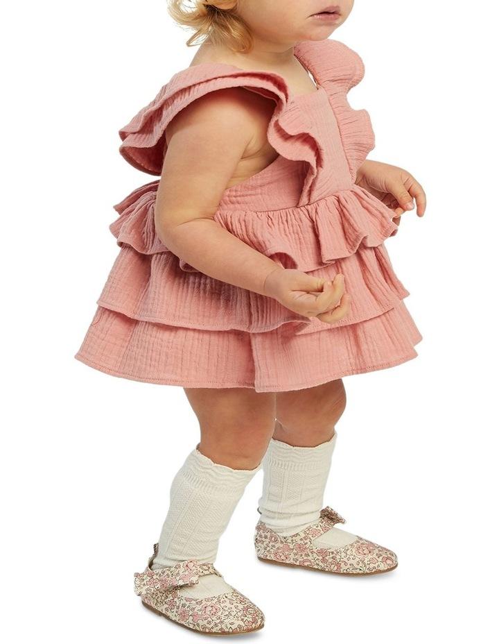 Gina Ruffle Apron Grow 000-2 image 2