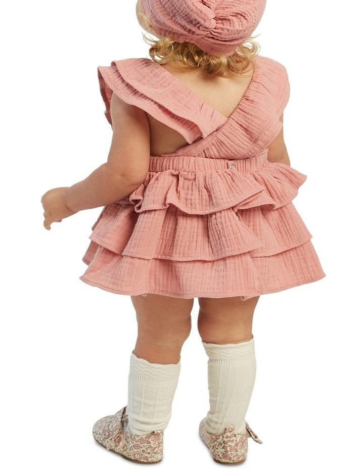 Gina Ruffle Apron Grow 000-2 image 3