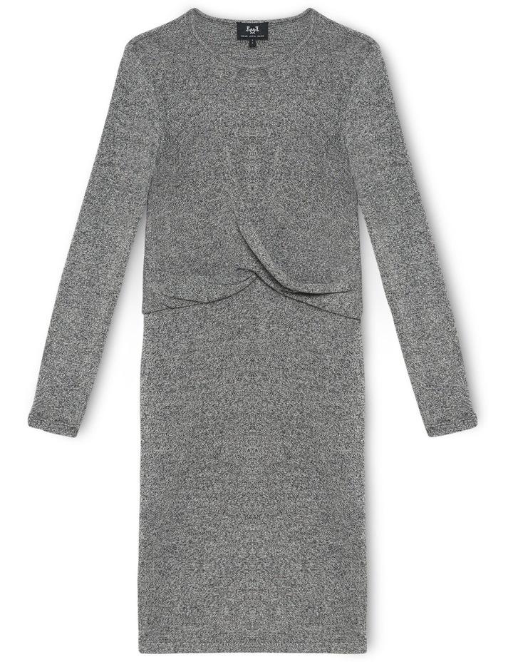 Twist Front Dress 8-16 image 1