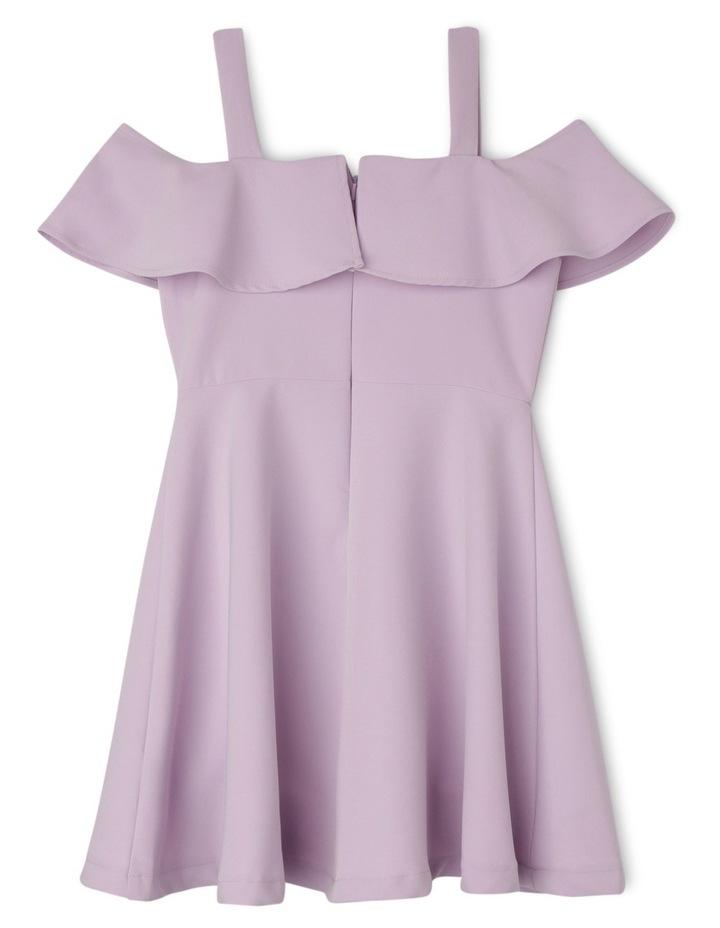 Ruffled Bardot Dress image 2