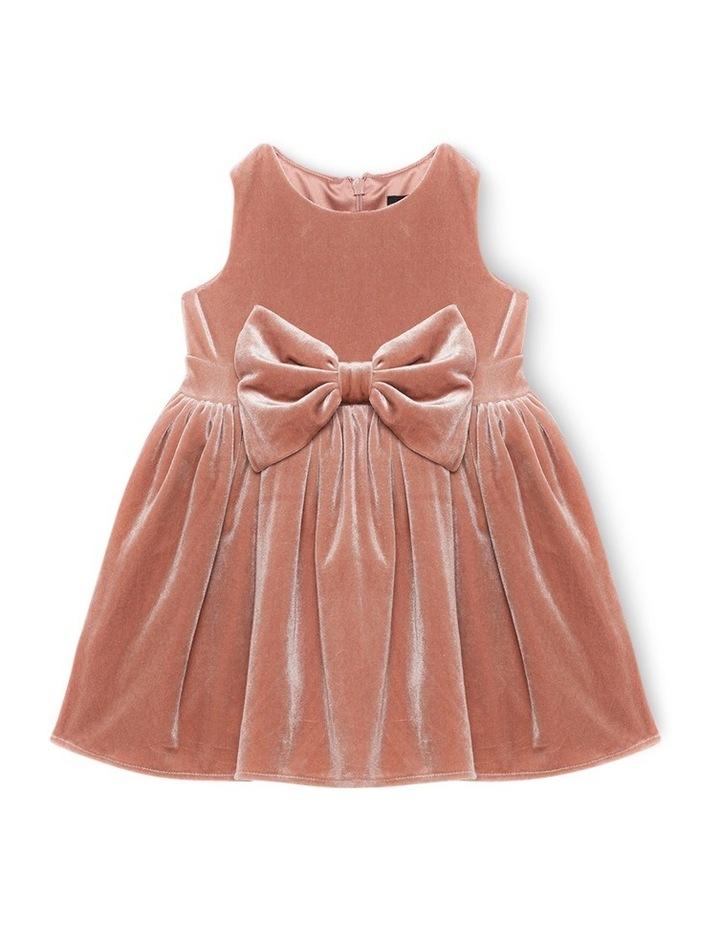 Velour Bowie Dress 000-3 image 1