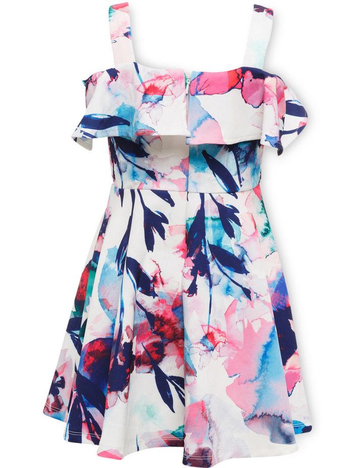 Arabella Cold Shoulder Dress 4-7 image 2