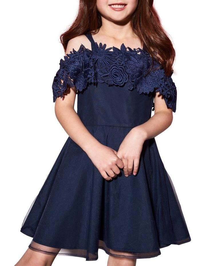 NOLA BARDOT DRESS image 1