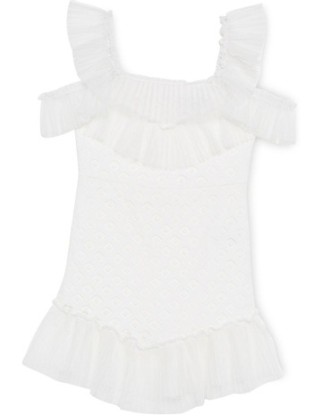 fbdc5673781 Bardot Junior SOPHIE LACE DRESS