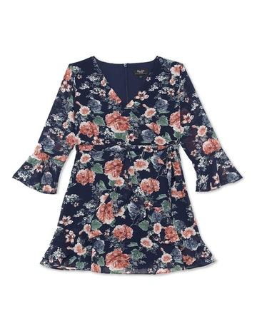 16207a450b40d Bardot Junior Milly Wrap Dress 3-7