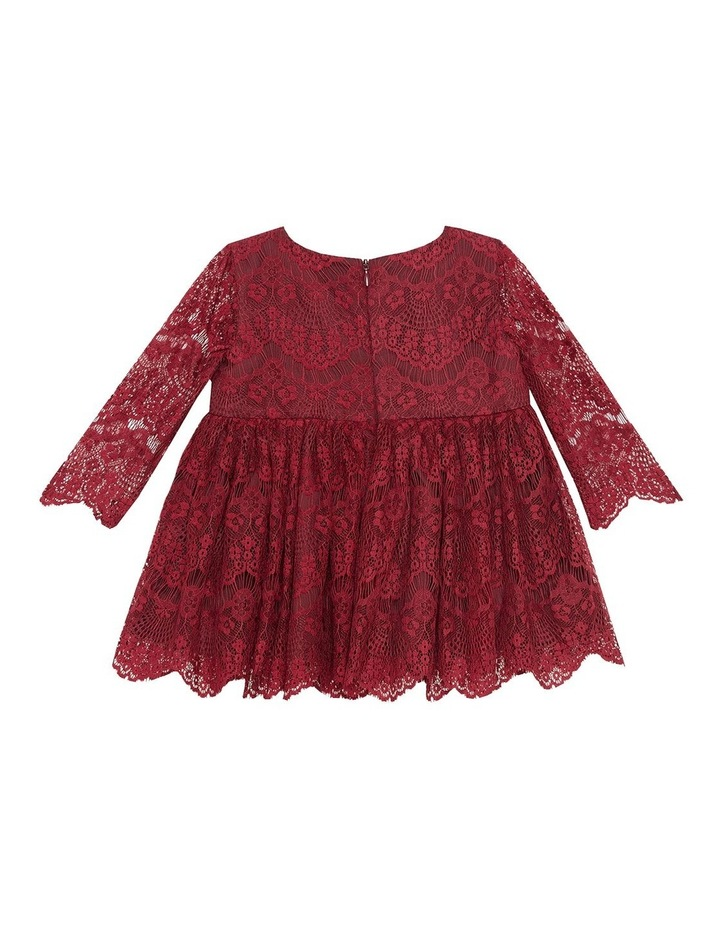 Gertrude Lace Dress 000-2 image 2