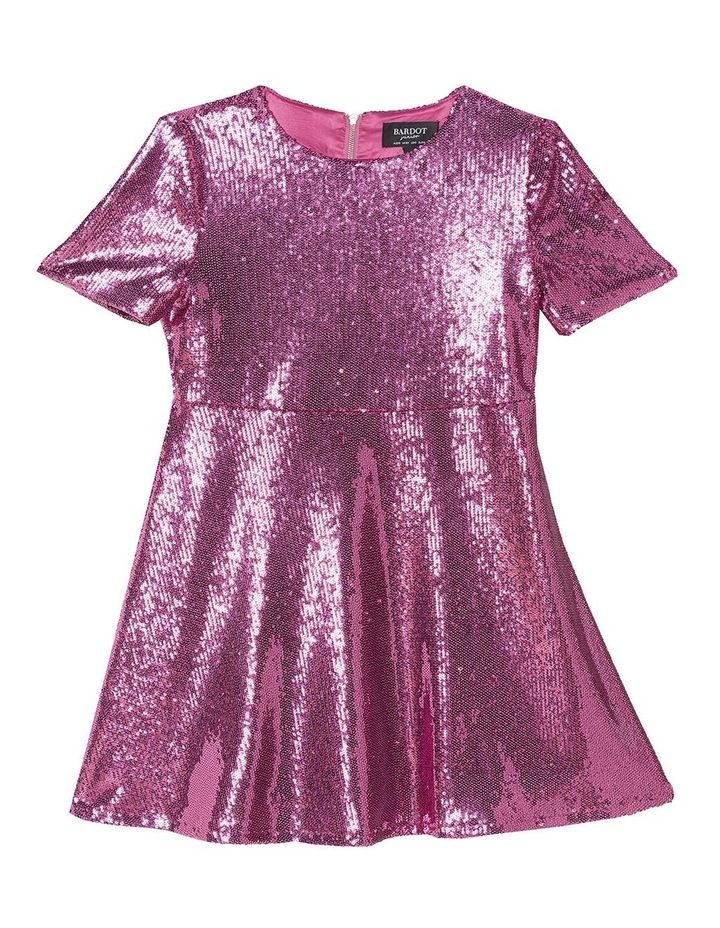 Peta Sequin Dress 8-16 image 1