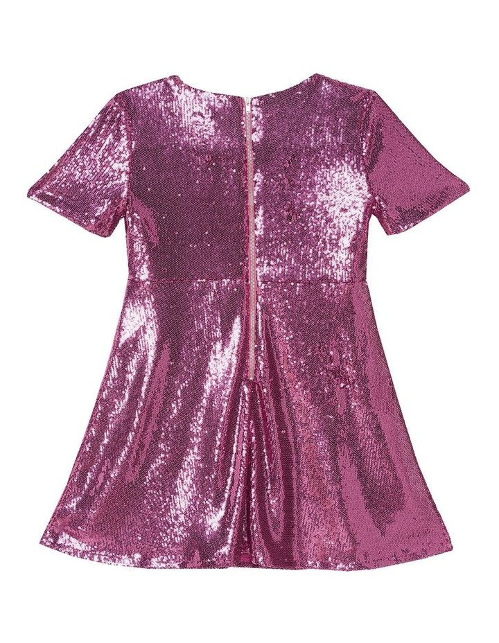 Peta Sequin Dress 8-16 image 2