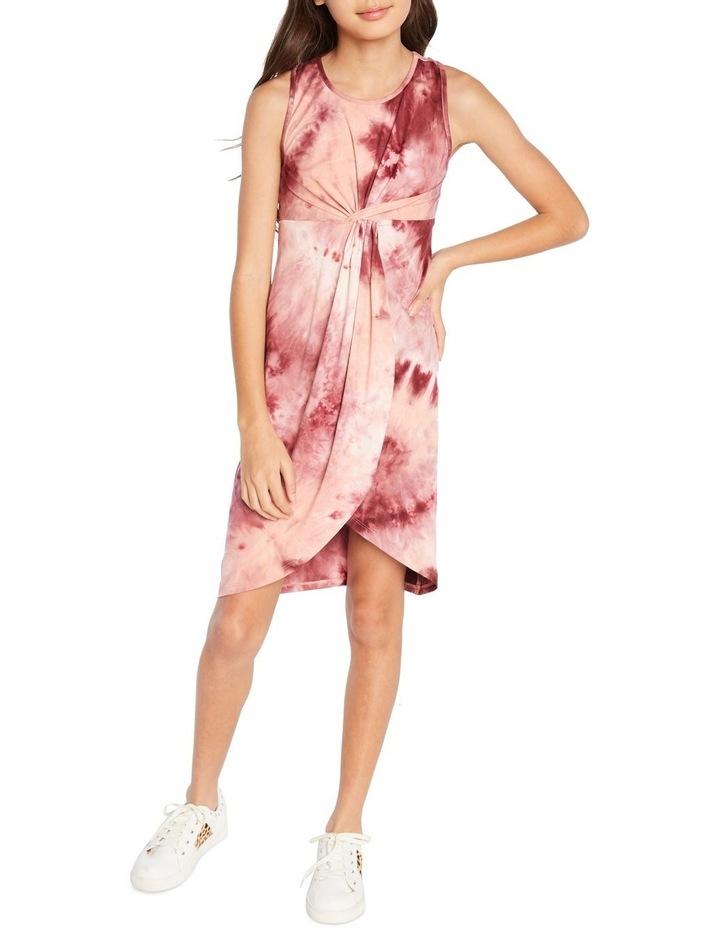 Allira Twist Dress 8-16 image 1