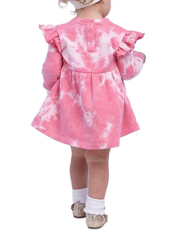 Tie Dye Knit Dress 000-2 image 3