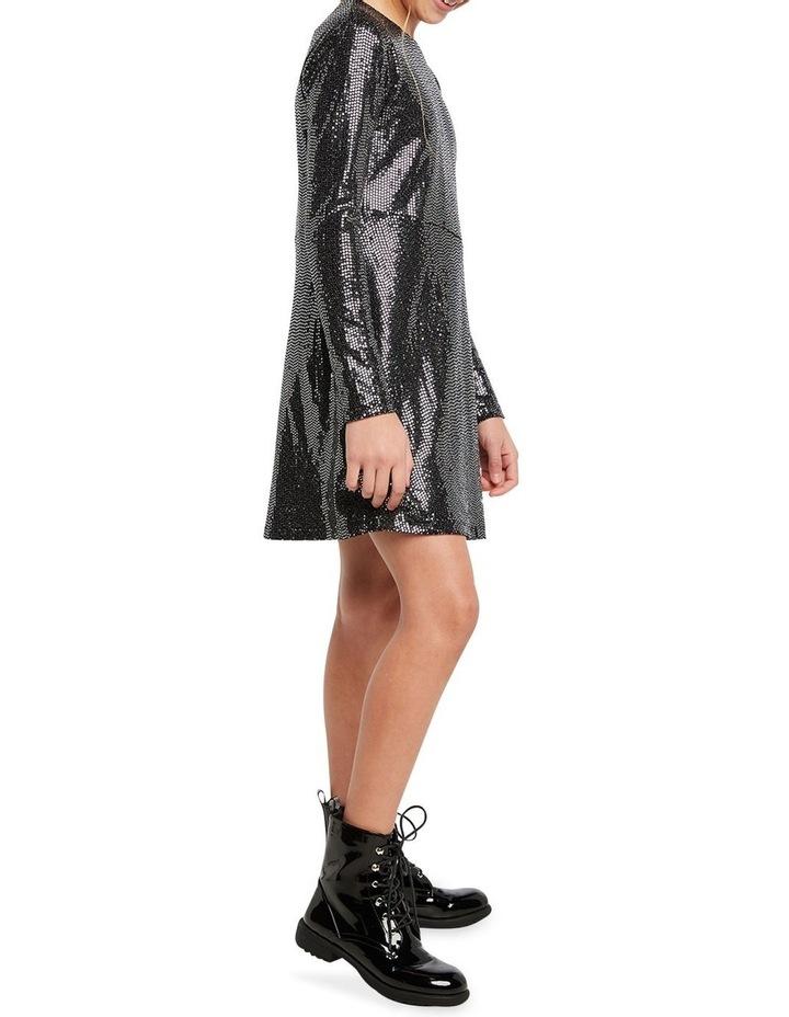 Mirror Mini Dress 8-16 image 2