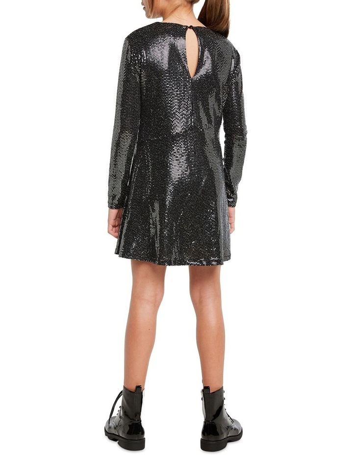 Mirror Mini Dress 8-16 image 3