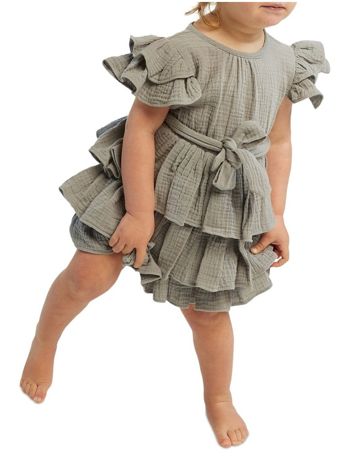 Edna Ruffle Dress 000-2 image 1