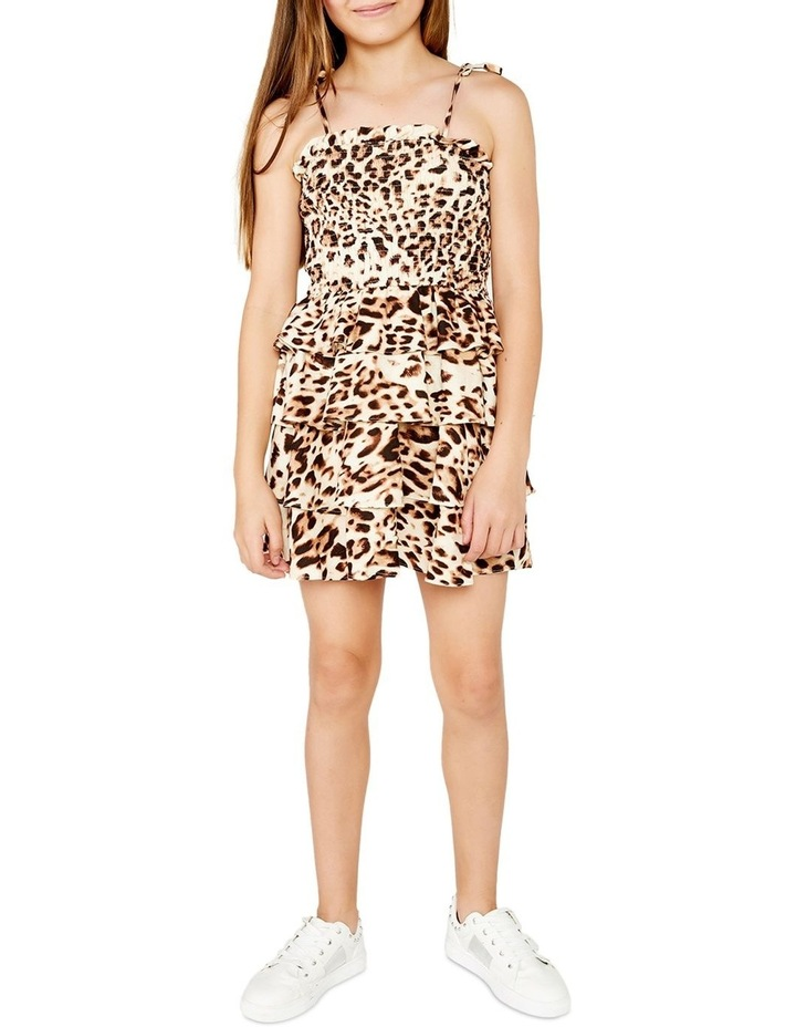 Leo Shirred Dress 8-16 image 1