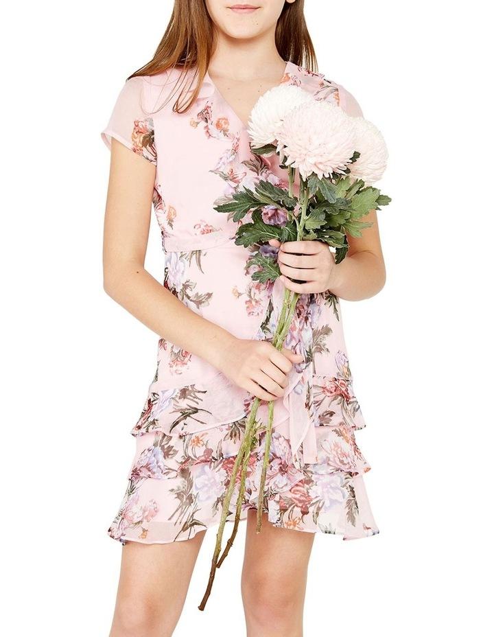 Luella Wrap Dress 8-16 image 1
