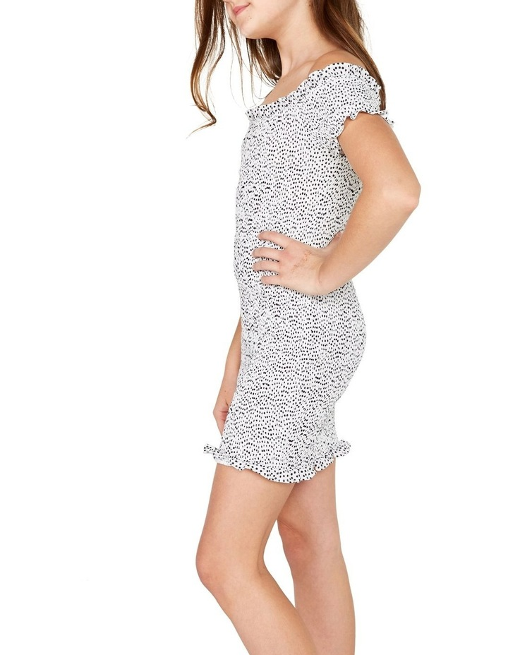Nicky Shirred Dress 8-16 image 2