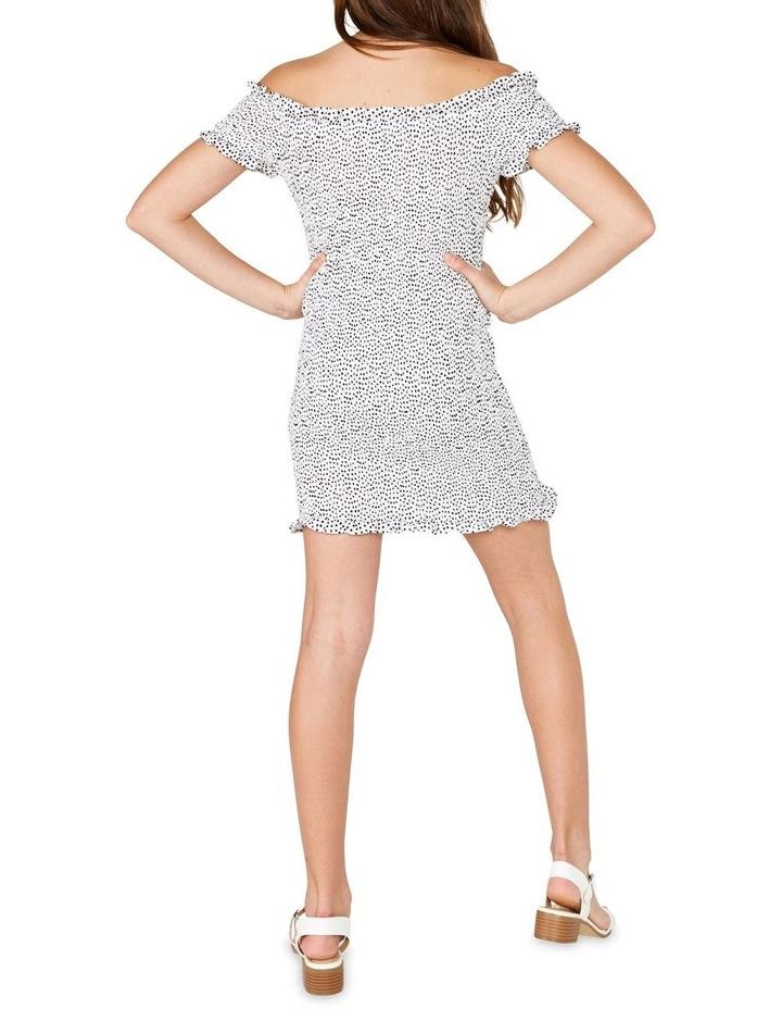 Nicky Shirred Dress 8-16 image 3