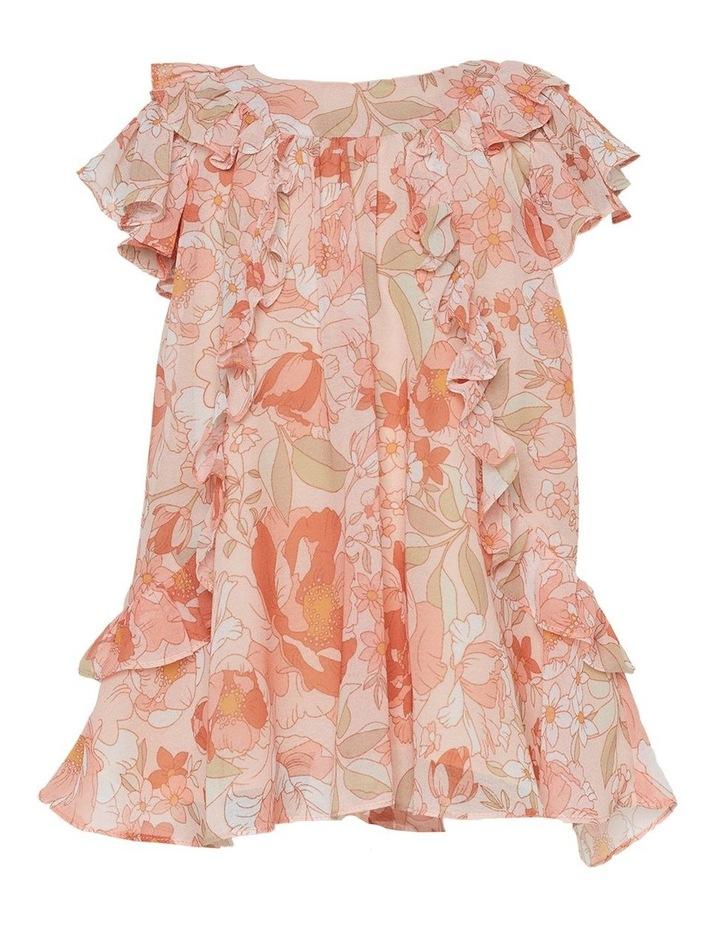 Ocilia Ruffle Dress 3-7 image 1