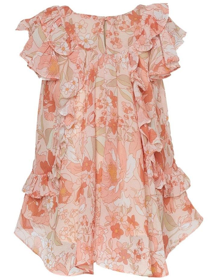 Ocilia Ruffle Dress 3-7 image 2