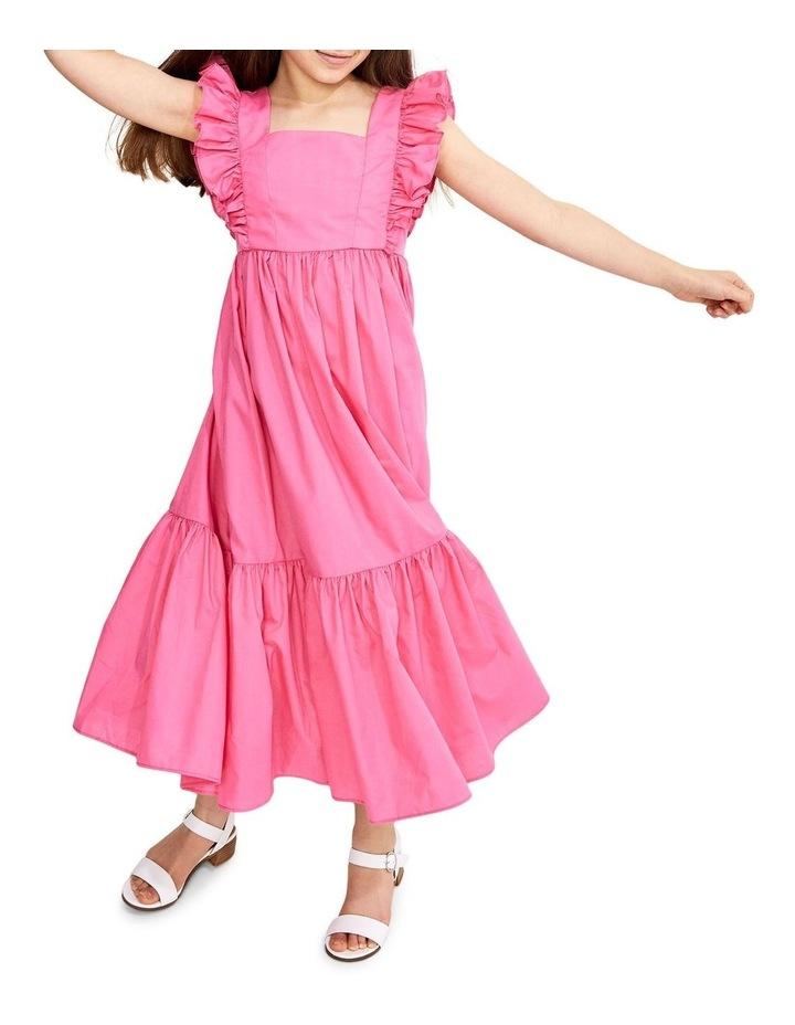 Tiered Maxi Frill Dress image 1