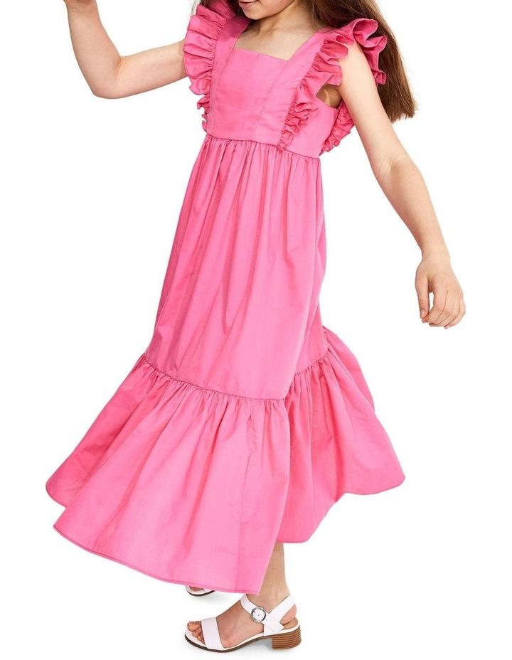 Tiered Maxi Frill Dress image 2