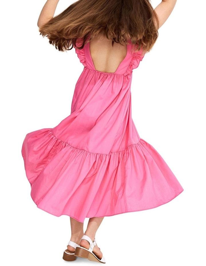 Tiered Maxi Frill Dress image 3