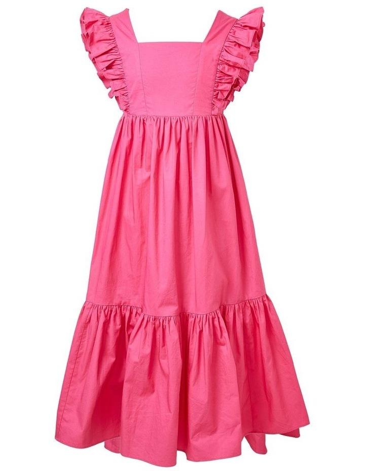Tiered Maxi Frill Dress image 4