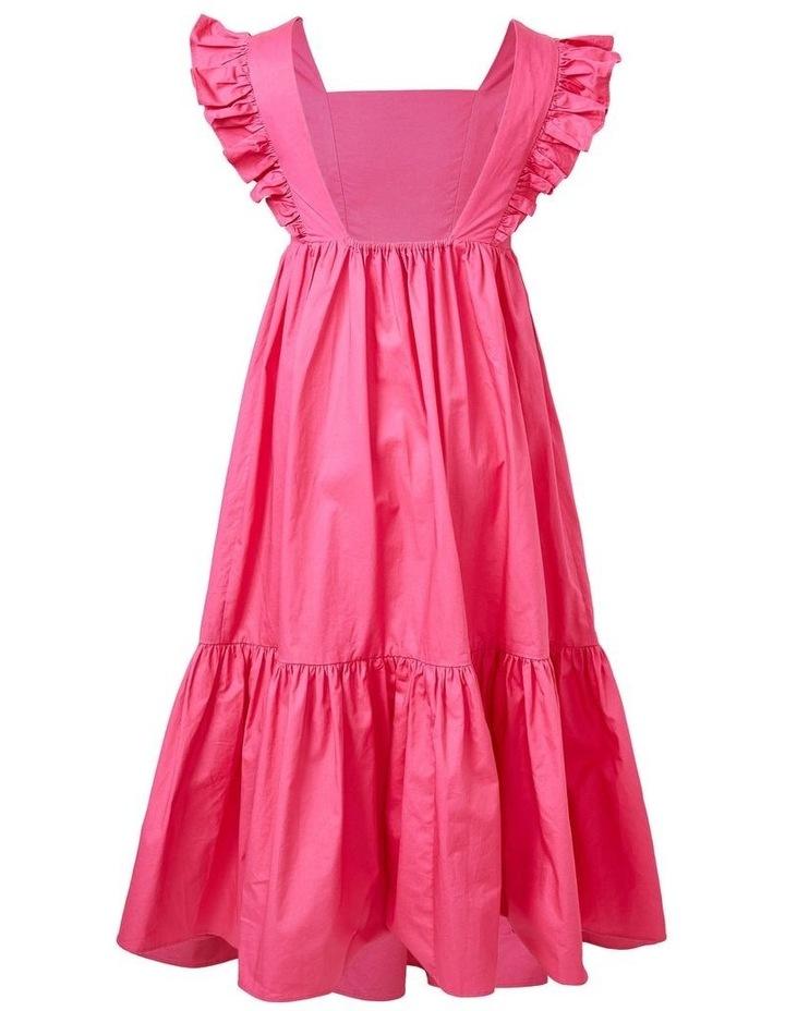 Tiered Maxi Frill Dress image 5