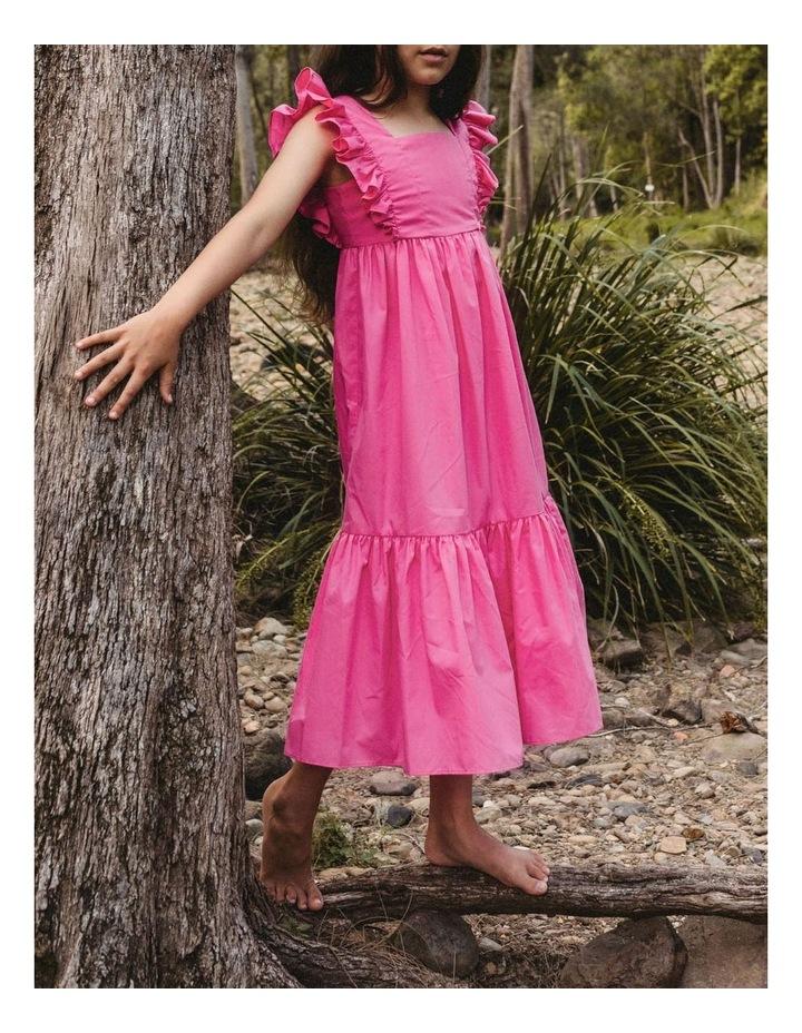 Tiered Maxi Frill Dress image 6