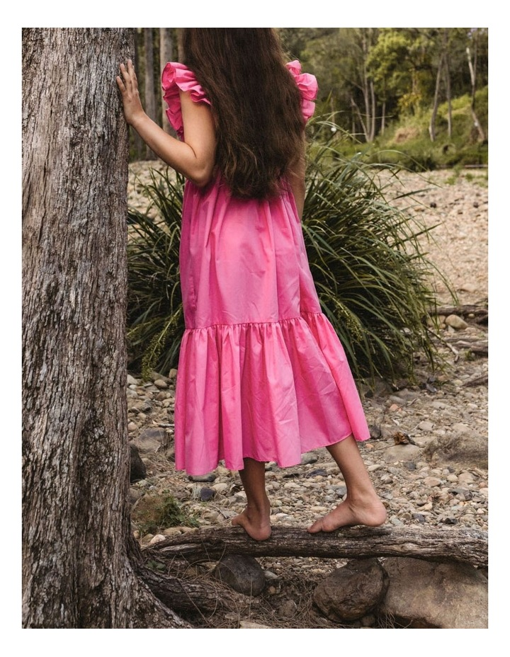 Tiered Maxi Frill Dress image 7