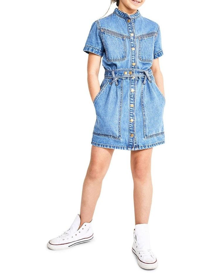 Stacey Denim Dress image 1