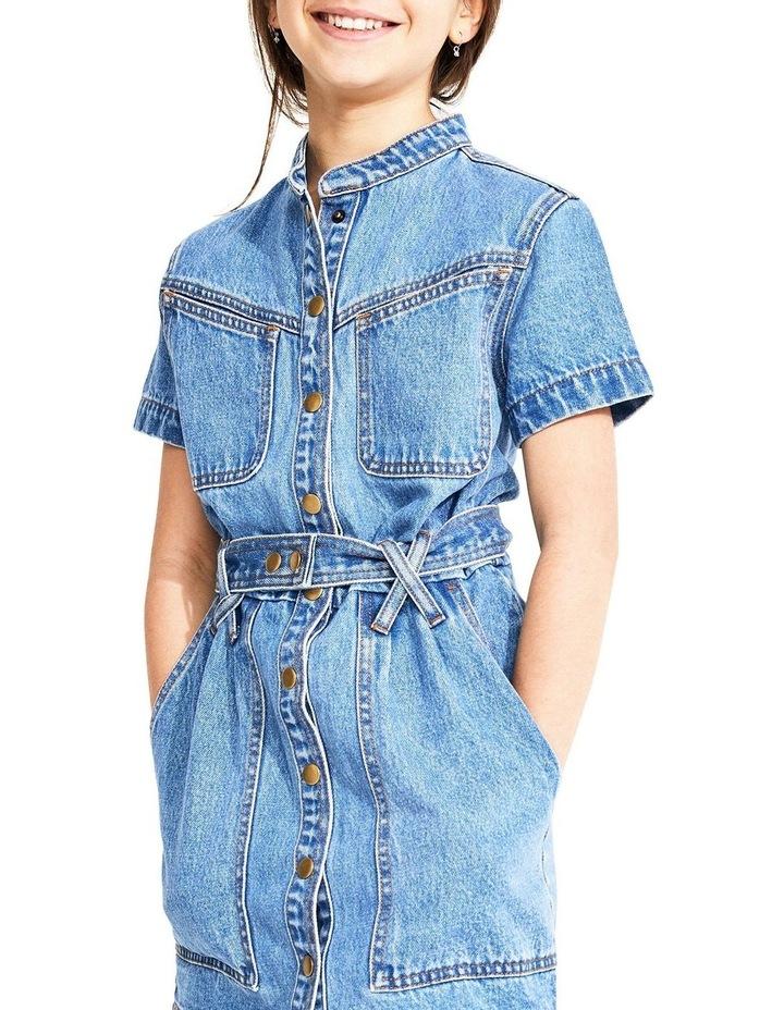 Stacey Denim Dress image 4