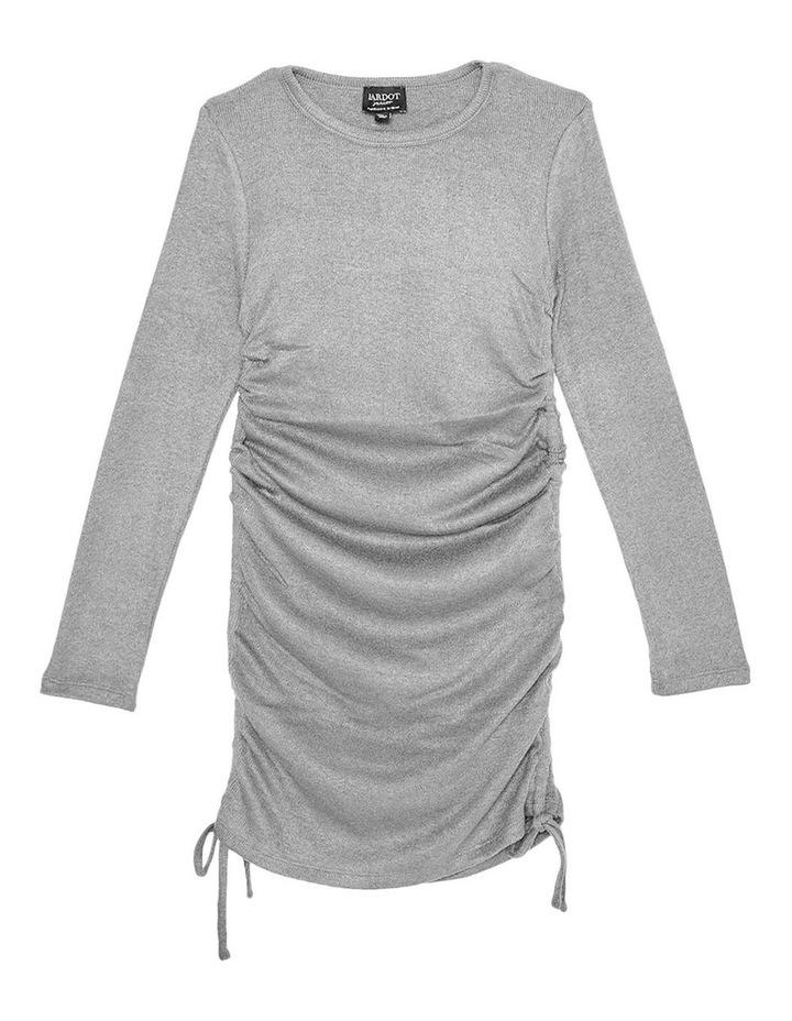 Eloise Ruched Mini Dress image 4
