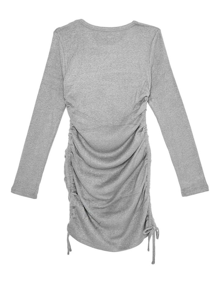 Eloise Ruched Mini Dress image 5