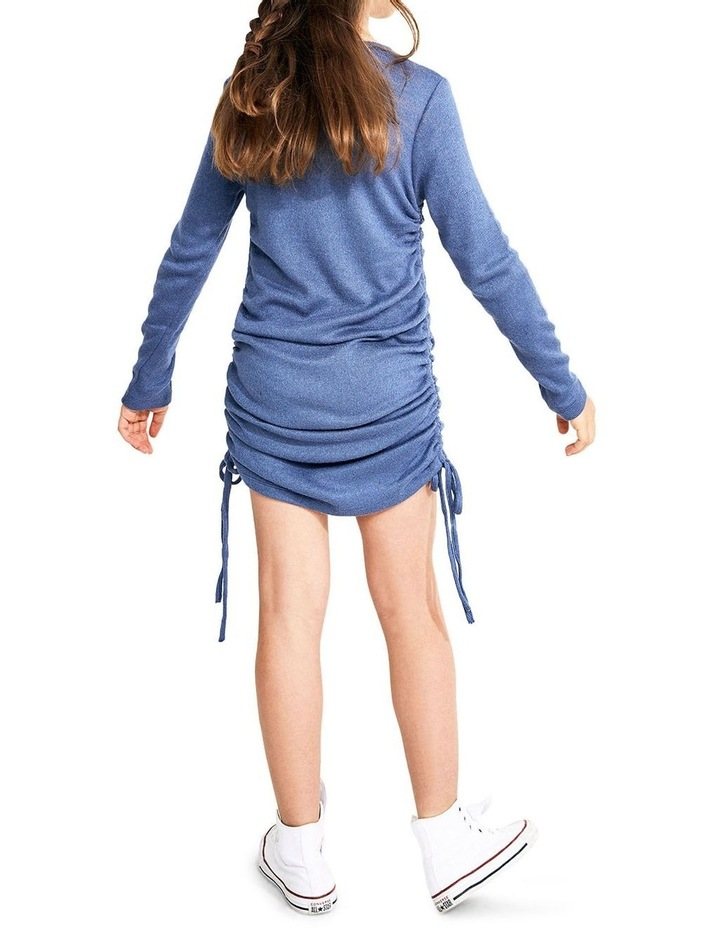 Eloise Ruched Mini Dress image 3
