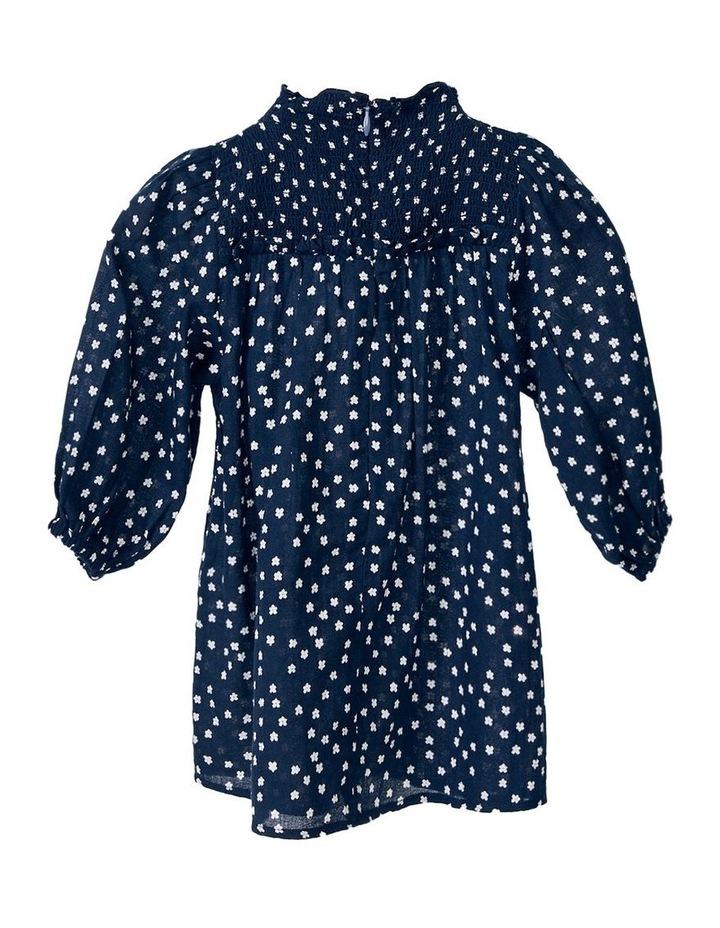 Holly Shirred Mini Dress image 2