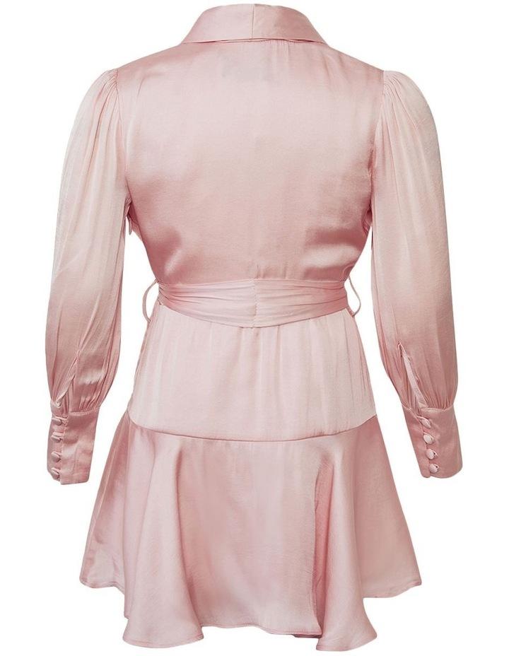 Aaliyah Wrap Mini Dress image 2