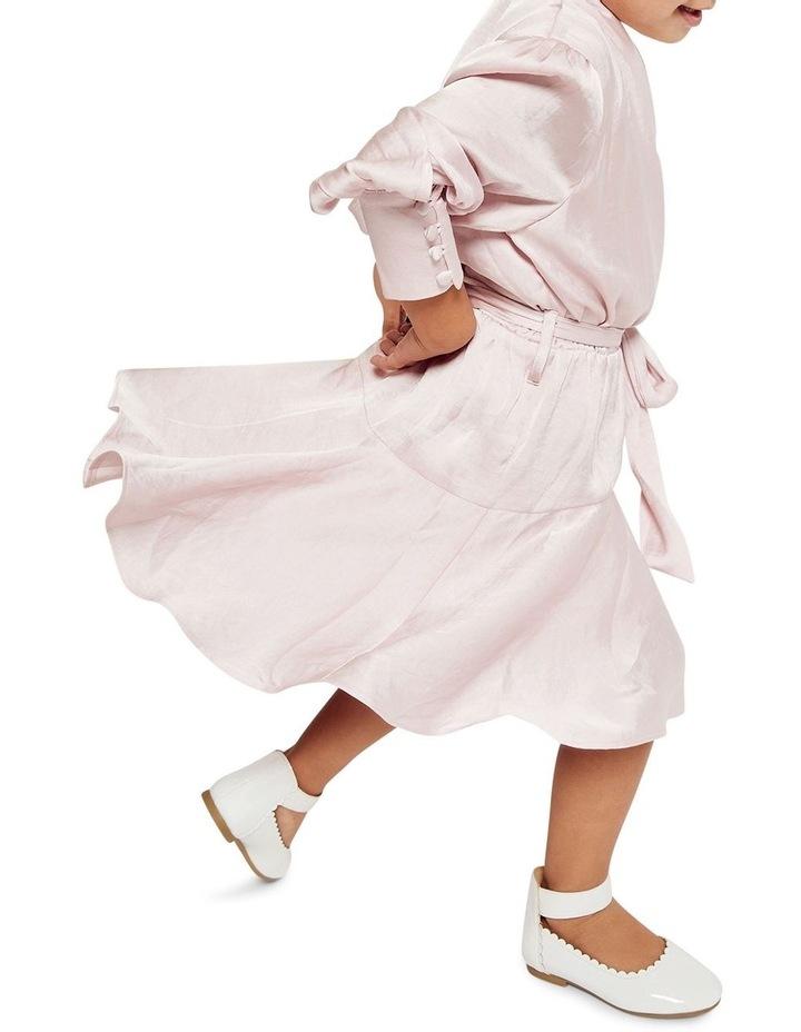 Aaliyah Wrap Mini Dress image 4