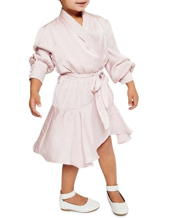 Aaliyah Wrap Mini Dress image 5
