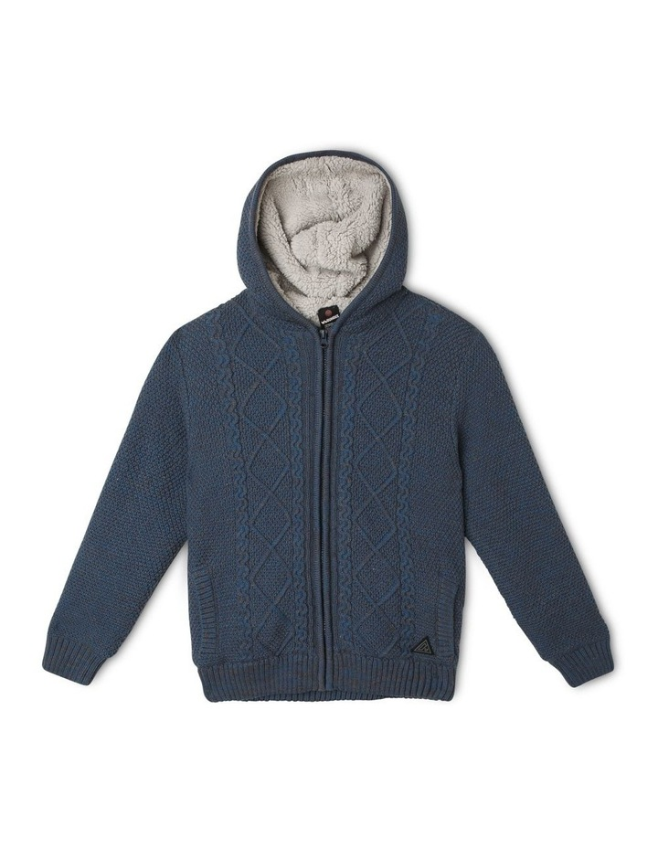 Sherpa Lined Sweater image 1