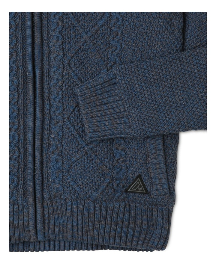 Sherpa Lined Sweater image 2